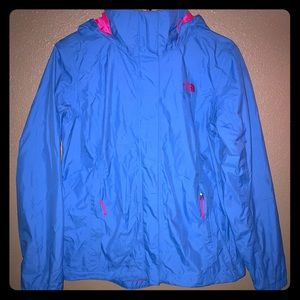 The North Face Hooded Windbreaker